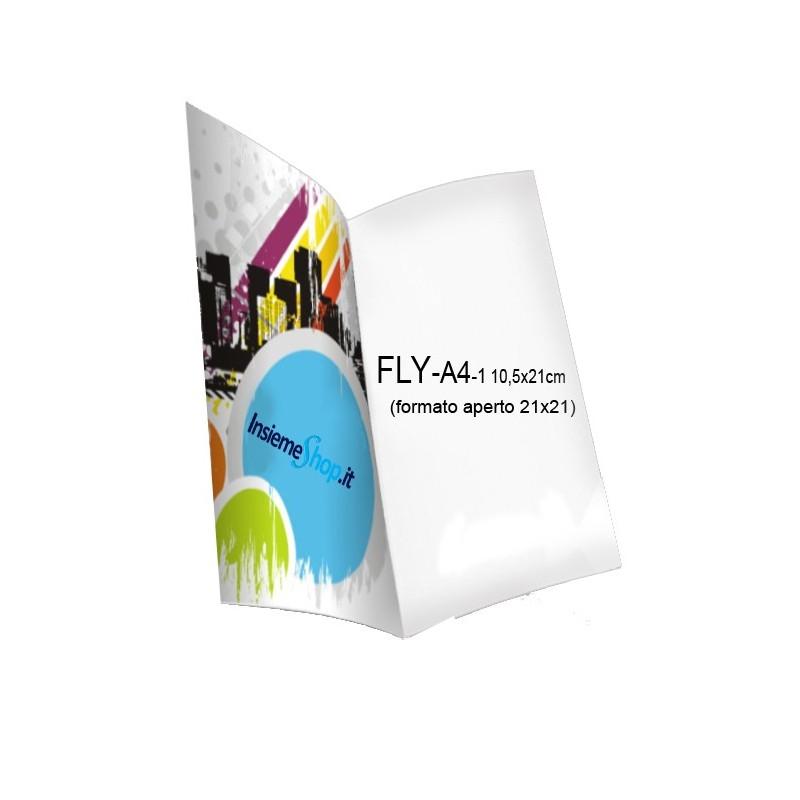 Depliant FLY 10,5x21 1 Piega