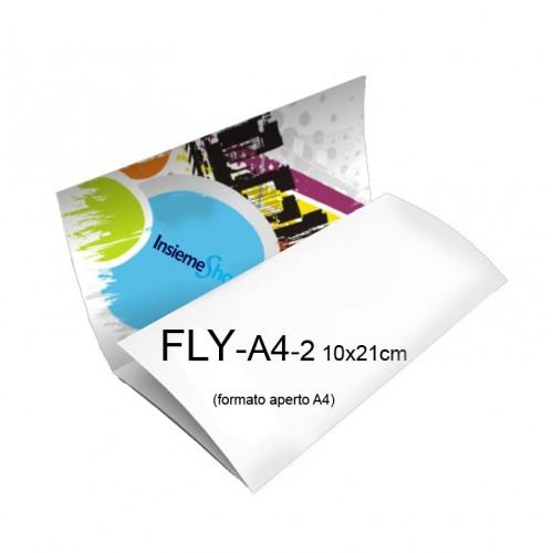 Depliant FLY 10x21 2 Pieghe