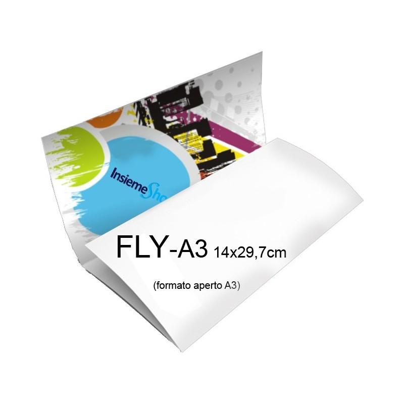 Depliant FLY 14x29,7 2 Pieghe