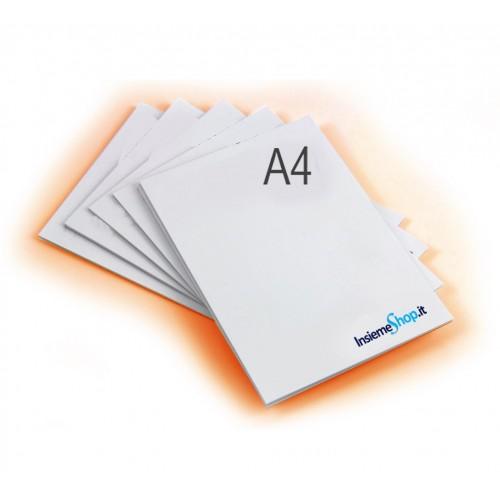 Block Notes formato A4